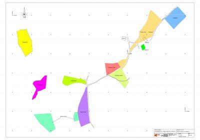 Medición georreferenciada de parcelas en Oiartzun