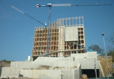 Edificio «Enertic» en Donostia