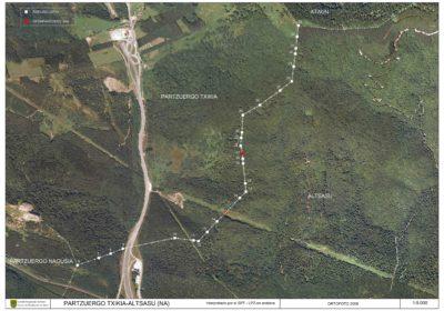 Revisión de líneas limite municipales de Gipuzkoa